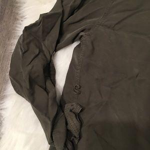 Universal Thread Dresses - Universal Thread Long Sleeve Button Shirt Dress
